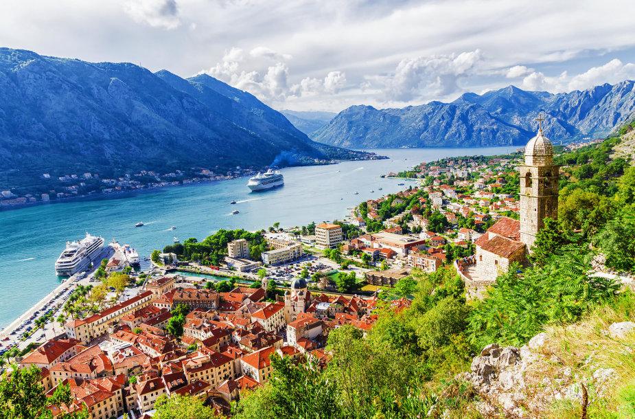 Kotoras, Juodkalnija