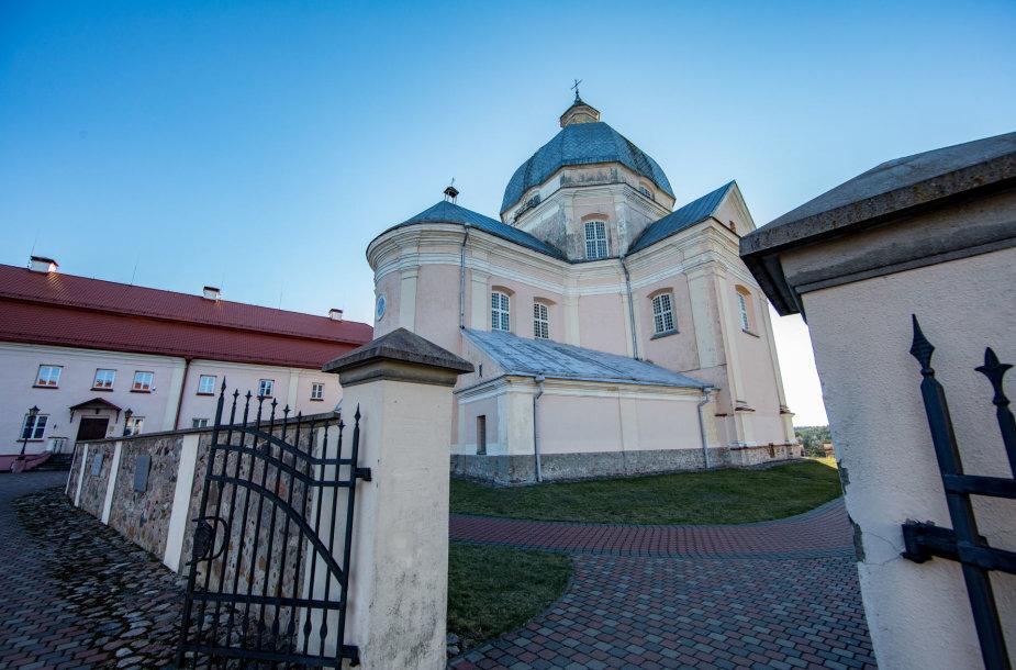Liškiavos bažnyčios ir vienuolyno ansamblis