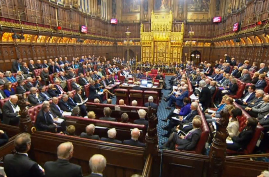Lordų rūmai