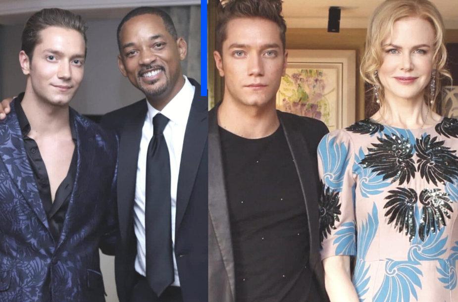 Tomas Auksas ir Willas Smithas, Nicole Kidman