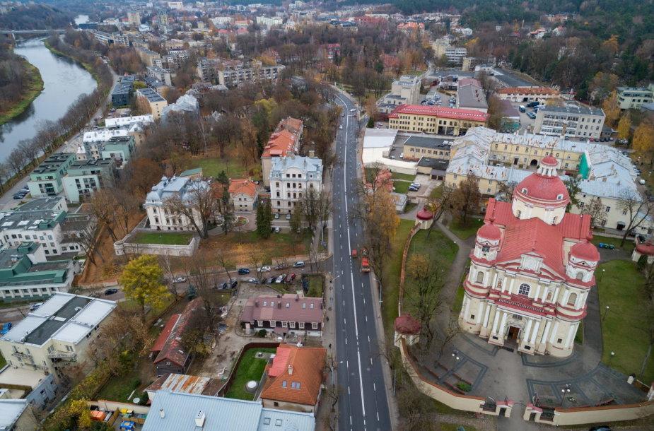 Antakalnio gatvė Vilniuje