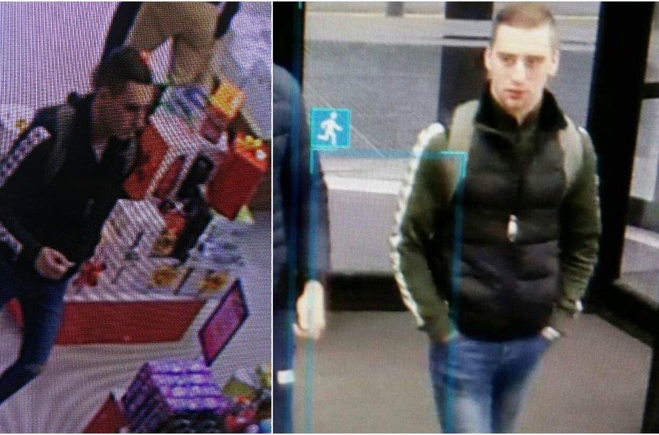 Kauno policijos ieškomi asmenys