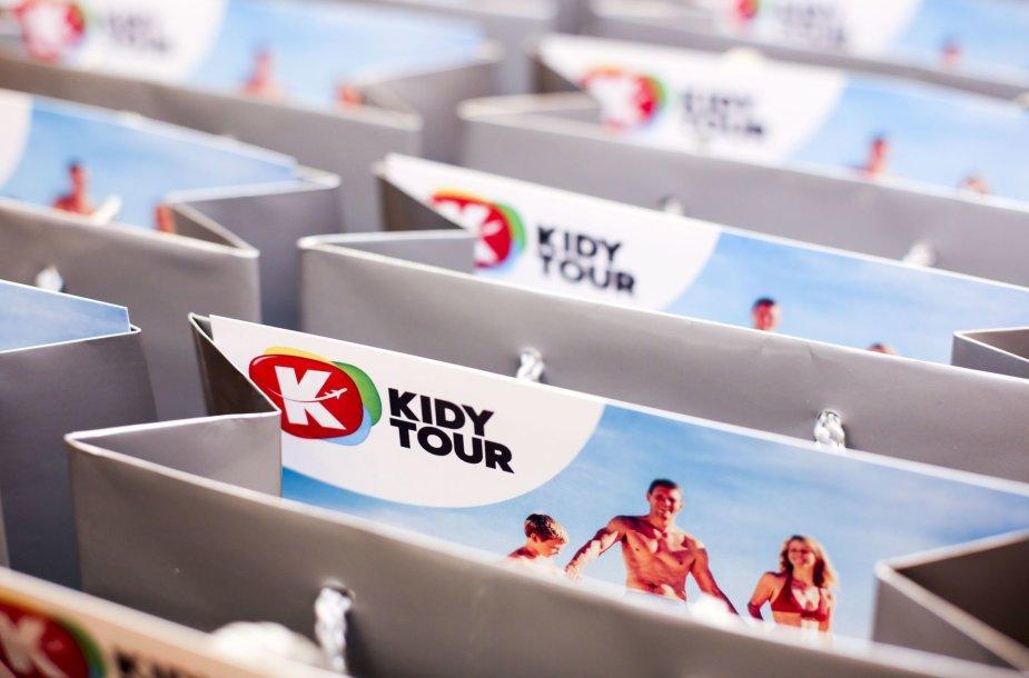 """Pristatytas naujas Lietuvos kelionių organizatorius – """"KIDY Tour"""""""