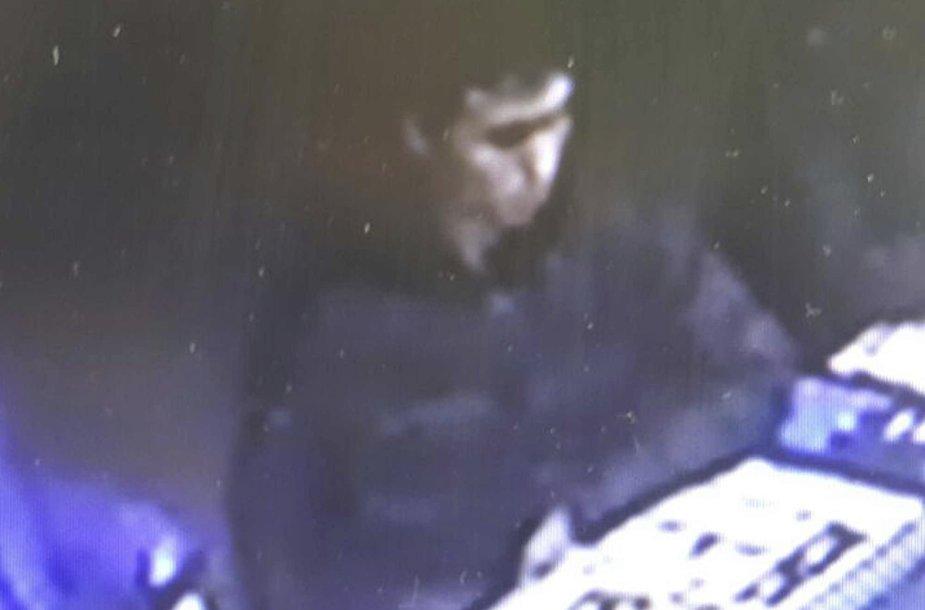 """Įtariamas """"Reina"""" klubo užpuolikas"""