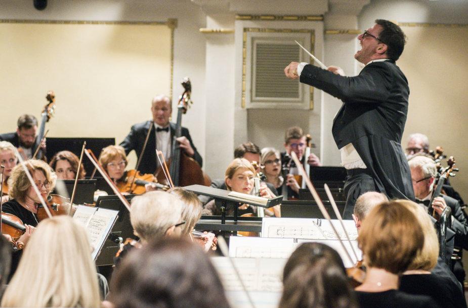 Filharmonijos sezono atidarymas