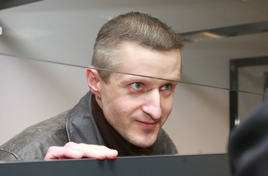 Kaune prieš teismą stojo Tadas Viselga