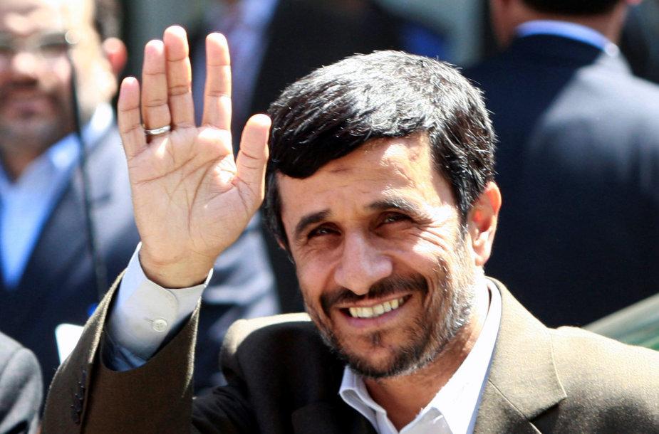 Buvęs Irano prezidentas