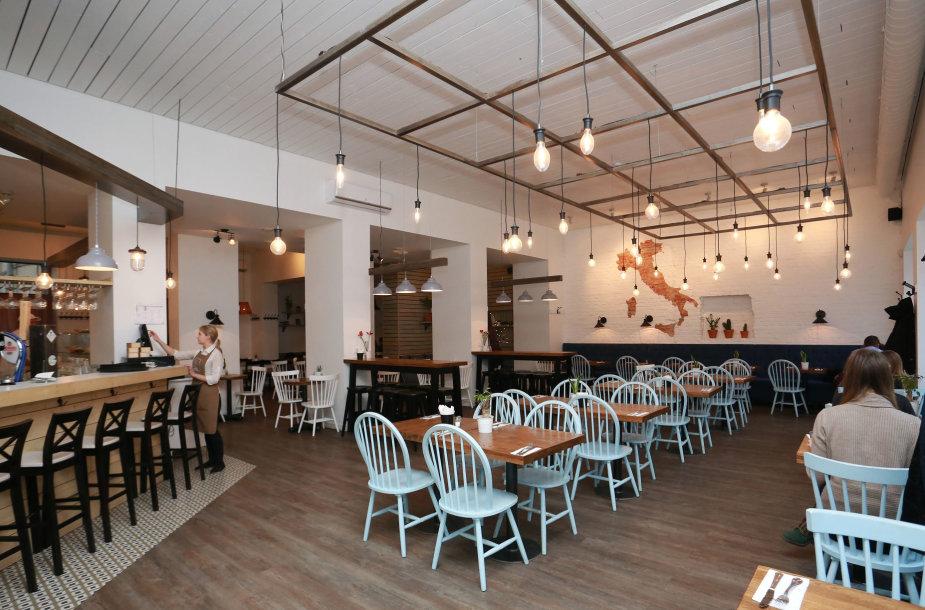 Restoranas Casa Della Pasta