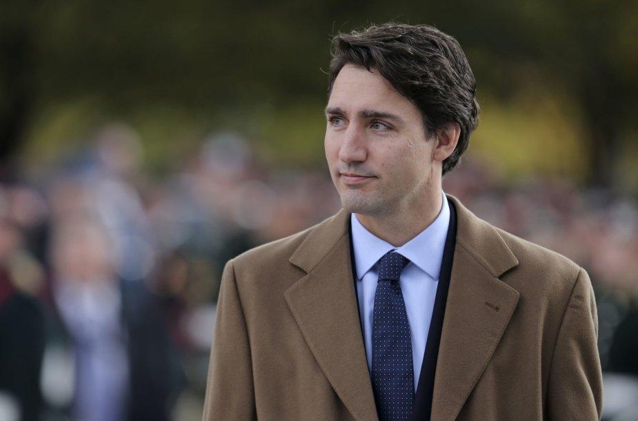 Justinas Trudeau