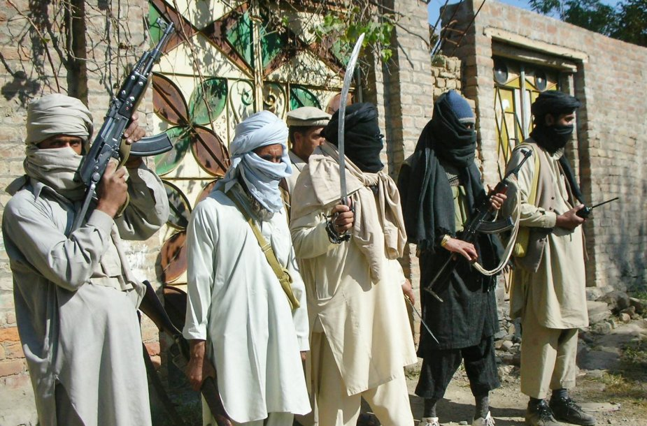 Pakistano talibai