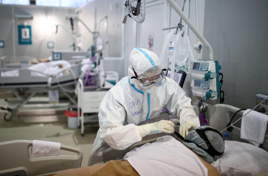 Ligoninė Maskvoje