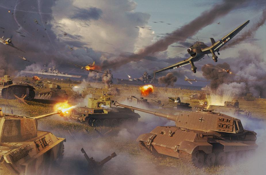 """Žaidimas """"Panzer Corps 2"""""""