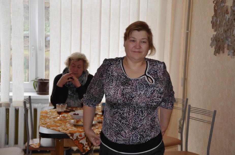 Telšių rajono senelių globos namuose
