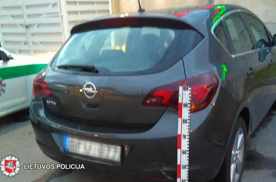 Opel Astra Klaipedos g.