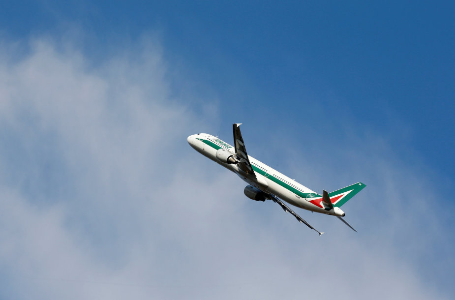 """Alitalia"" lėktuvas"