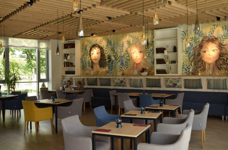 """Šilalėje veikiantį """"Meldų"""" restoraną šilališkė įkūrė sugrįžusi iš JAV"""