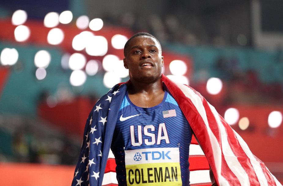 Christianas Colemanas
