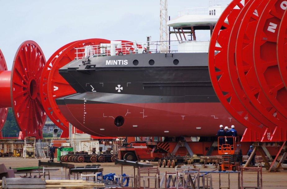 Klaipėdos universiteto mokslinių tyrimų laivas