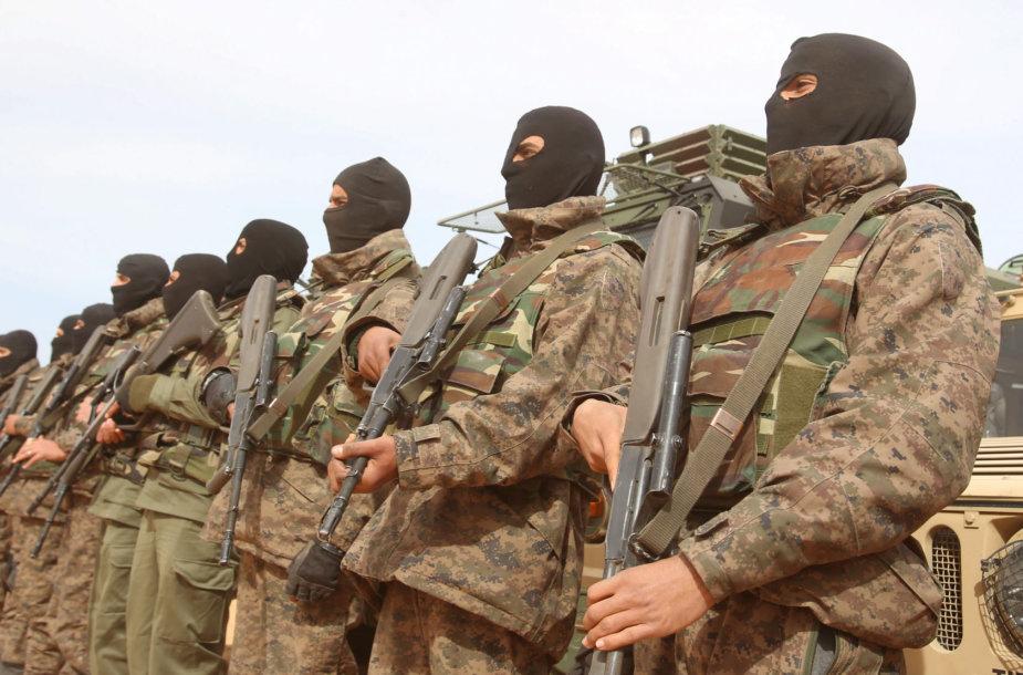Tuniso kariai