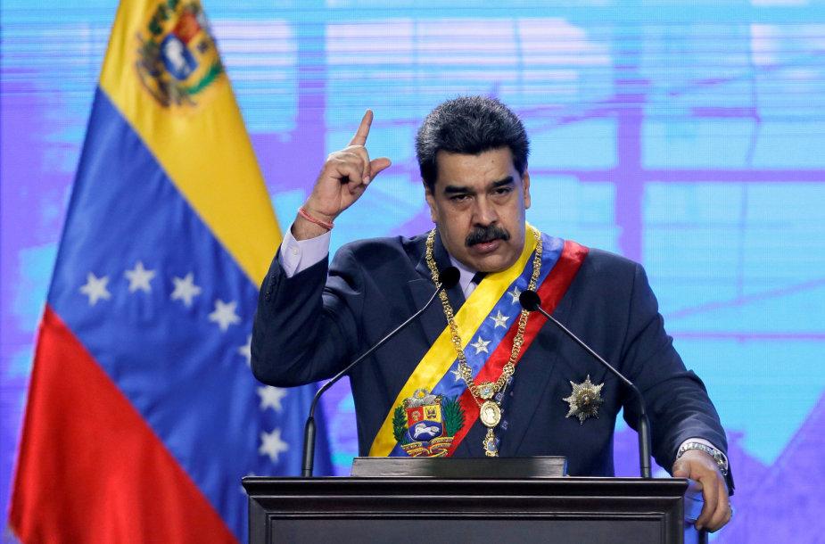 Nicolasas Maduro
