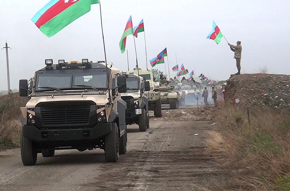 Azerbaidžano kariuomenė