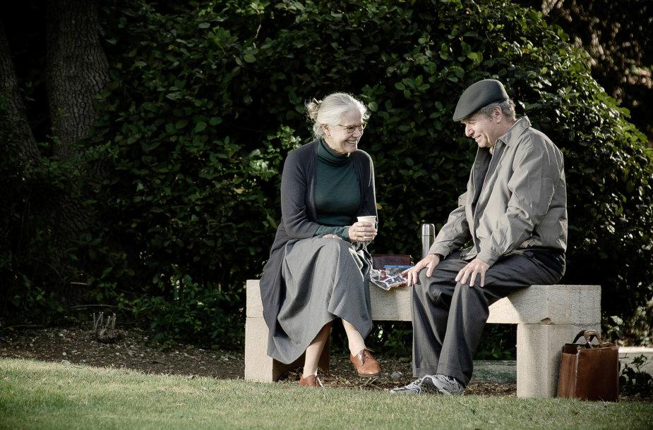 Vyresnio amžiaus pora