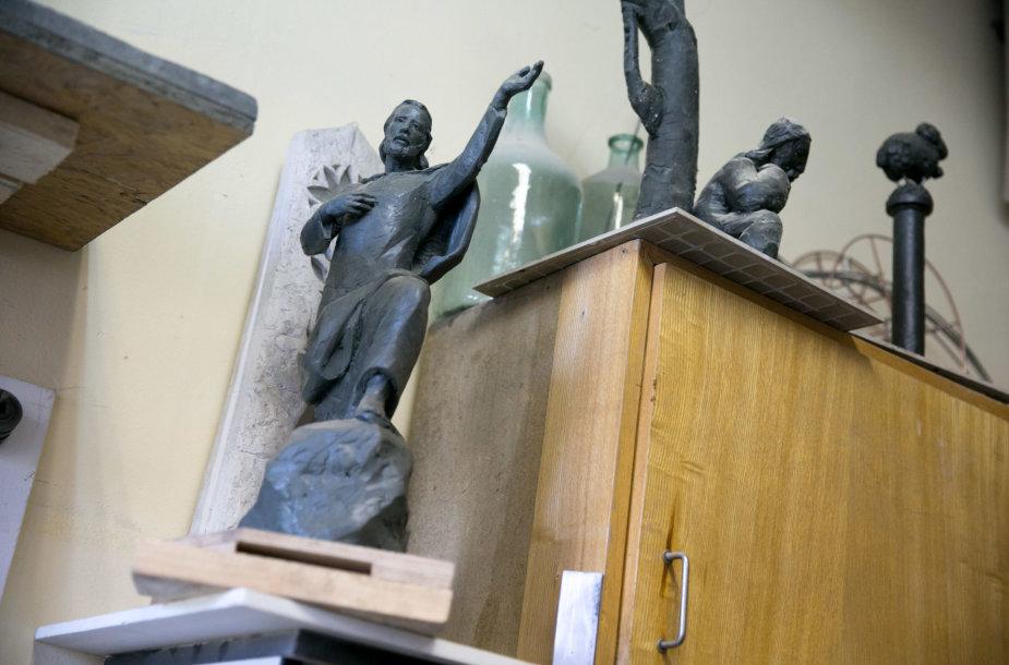 Skulptūros ir vitražo centras atgimsta naujam gyvenimui