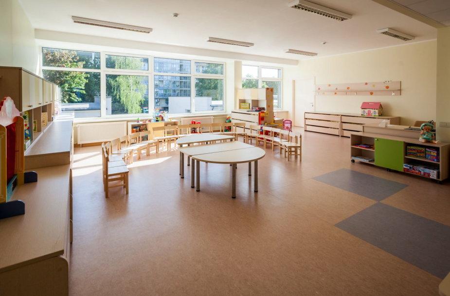 Šiemet bus atnaujinama keliolika sostinės mokyklų