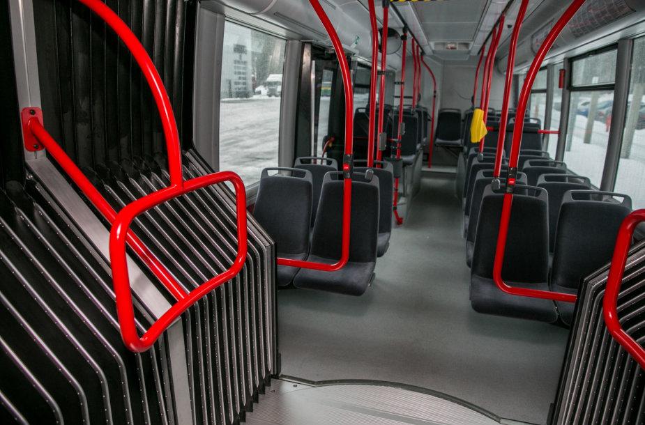 "Nauji ""Scania"" autobusai"