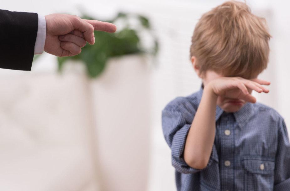 Smurtas prieš vaikus
