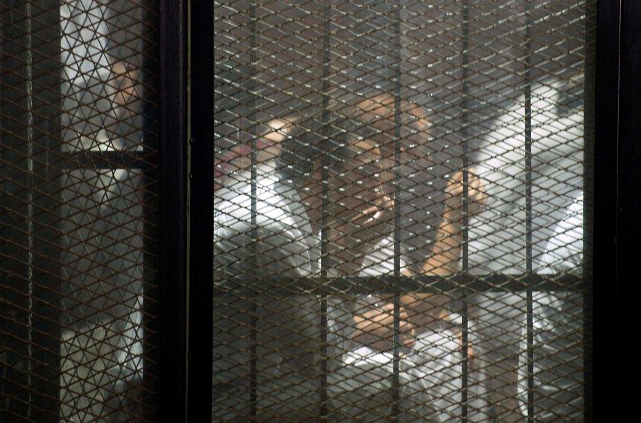 Teisiamieji Egipte
