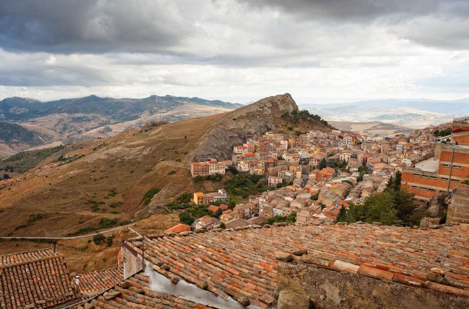 Troina, Sicilija