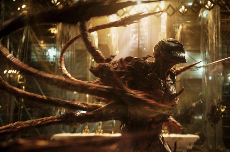 """Filmas """"Venomas 2"""""""