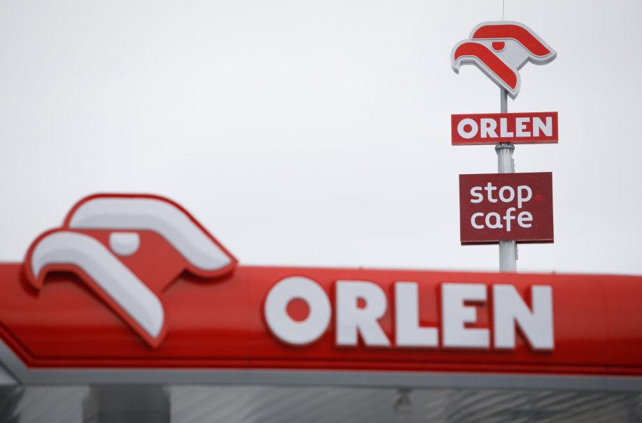 Naujojoje ORLEN degalinėje, Žiežmariuose, prisipilti degalų patogiai ir greitai gali ir vilkikų vairuotojai