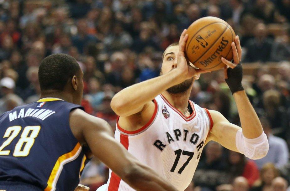 "NBA: ""Toronto Raptors"" – ""Indiana Pacers"""