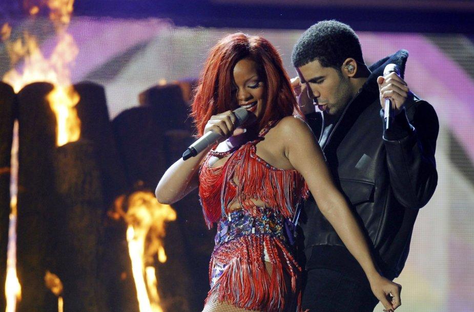 Rihanna ir Drake'as (2011 m.)