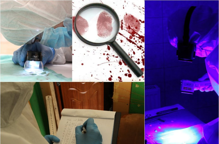 Kraujo rašto tyrimas