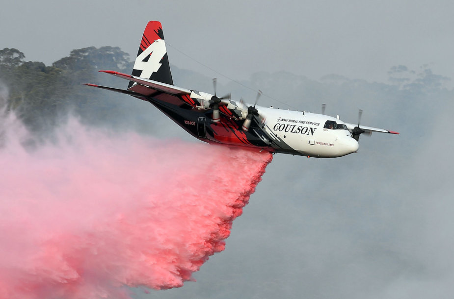 """C-130 Hercules"" orlaivis"