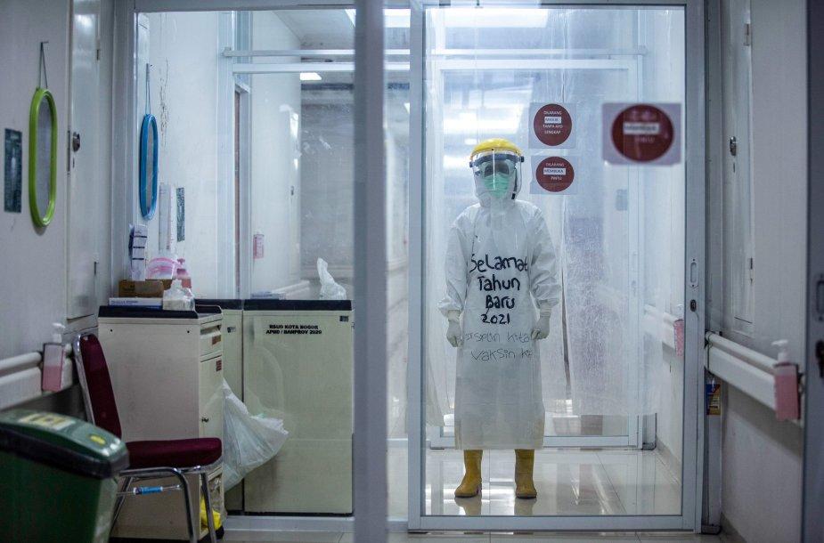 Ligoninė Indonezijoje