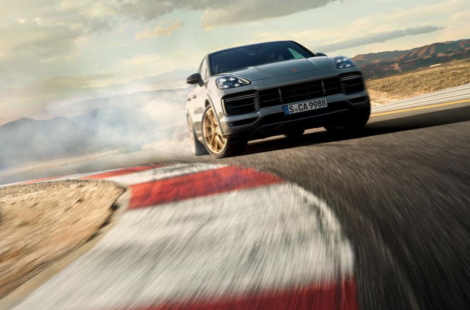 """Porsche """"Cayenne Turbo GT"""""""