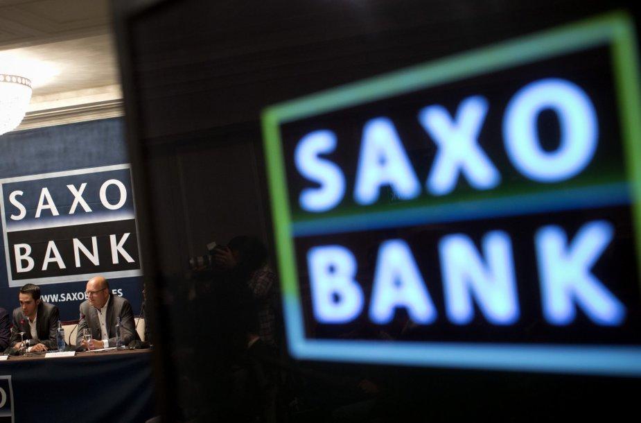 """""""Saxo bank"""""""