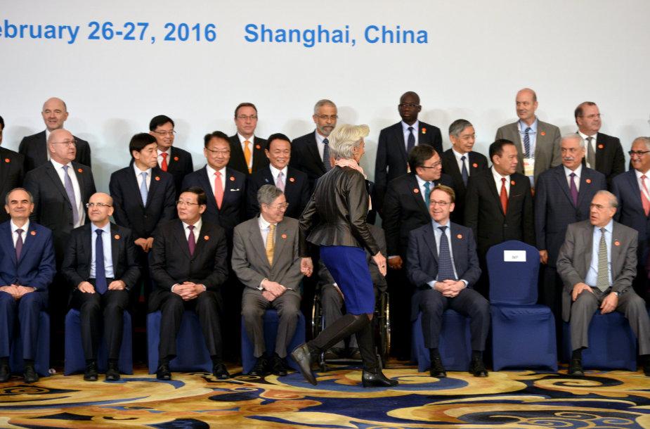 G-20 finansų ministrų susitikimas