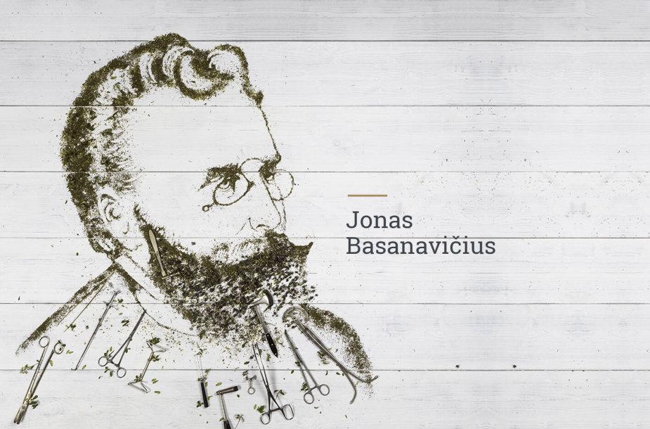 Signataras Jonas Basanavičius