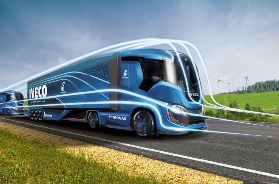 """Vilkikas """"Iveco Z Truck"""""""