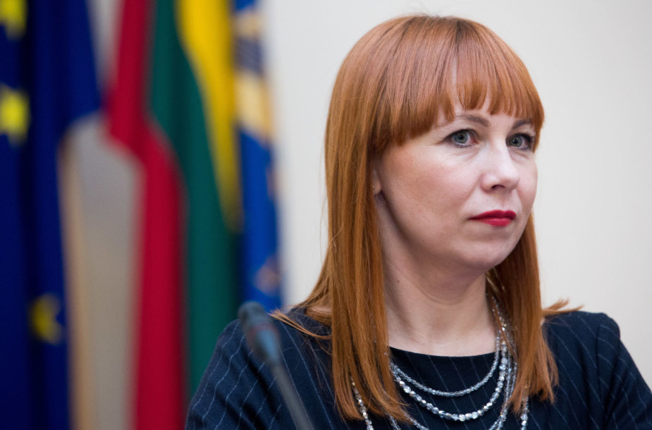 Švietimo ir mokslo ministrė Jurgita Petrauskienė