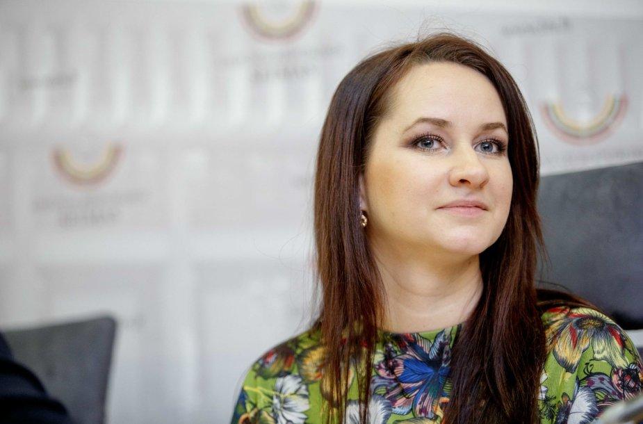 Inga Ruginienė