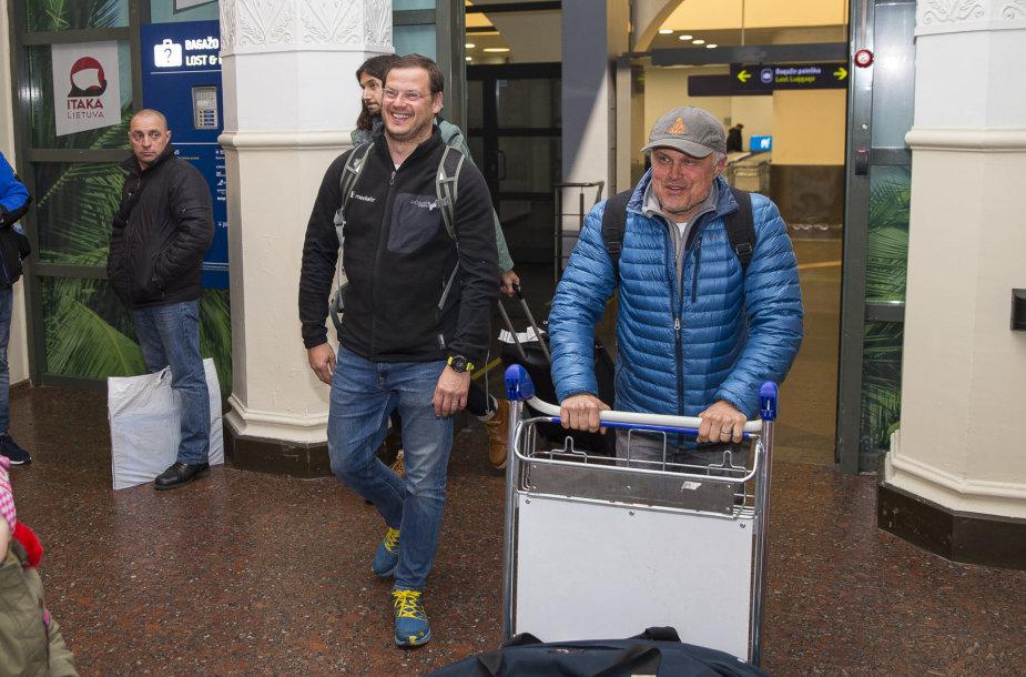 Petrus racing team grįžo iš Dakaro