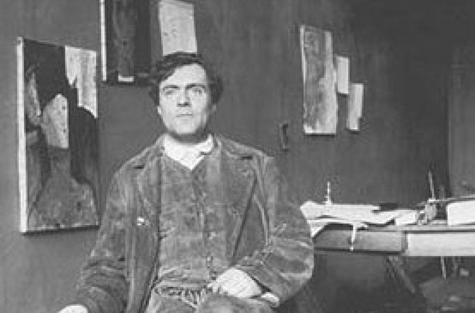 Amedeo Modigliani (1884–1920)
