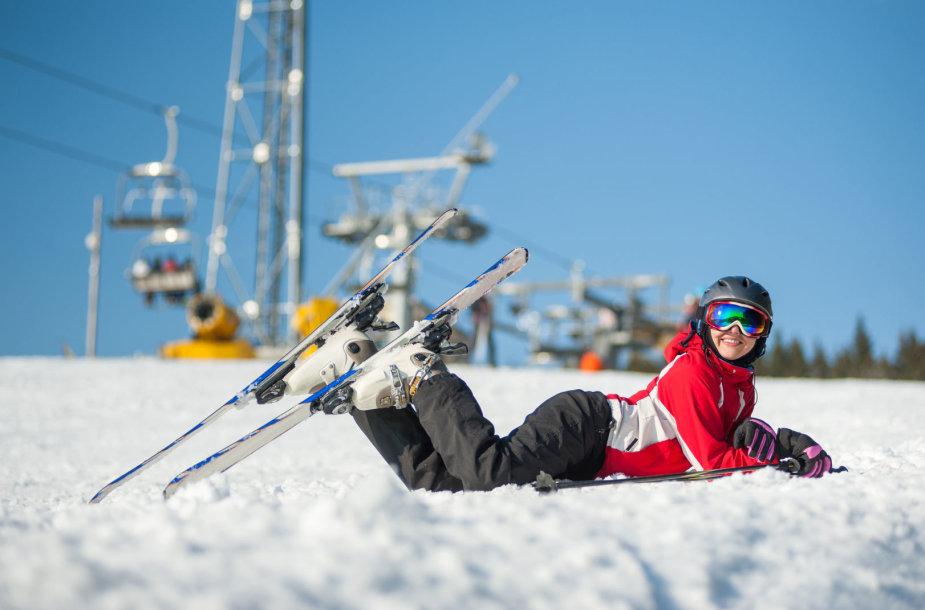Bukovelis – slidininko svajonė