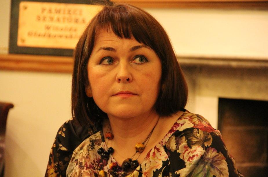 Rašytoja Loreta Jastramskienė